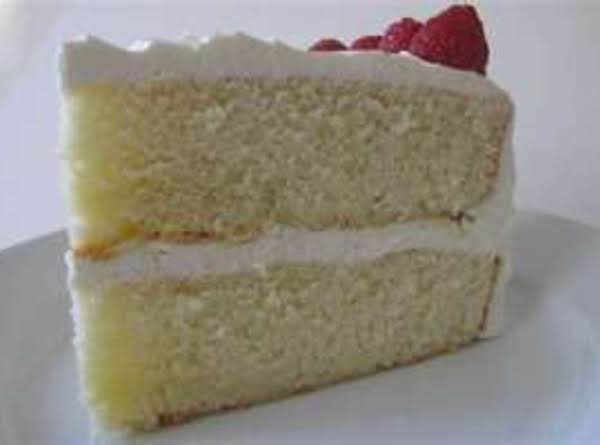 Buttermilk Chameleon Cake With Buttercream Frosting