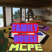 Family house for Minecraft