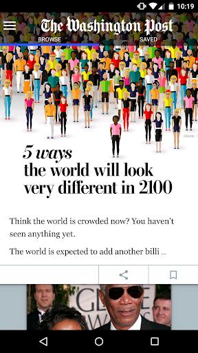 The Washington Post 1.11.4 screenshots 1