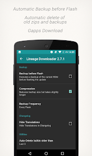 Lineage Downloader Premium Screenshot