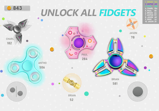 Fidget Spinner .io Game 170.1 screenshots 14