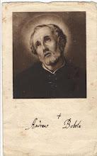 Photo: Obrazek z podobizną podpisu. Wymiary: 6.5 x 10.5 cm. Na odwrocie napis: Na pamiątkę święceń kapłańskich Ks. Józef Kladiwa T. J. Lublin, czerwiec 1927.