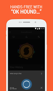 SoundHound Music Search & Play- screenshot thumbnail