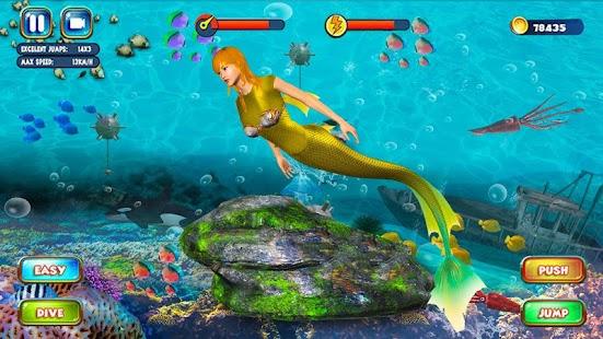 Princess Mermaid Castle - náhled