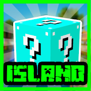 Map Lucky Island MCPE