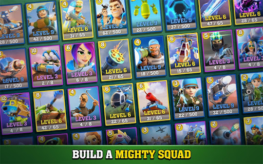 Mighty Battles 1.6.2 screenshots 2
