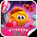 Gif Stickers For WhatsApp-Colorful Emoji