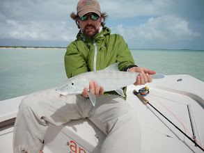 Photo: Brian Flechsig- Mad River Outfitters Bonefish Trip 2011