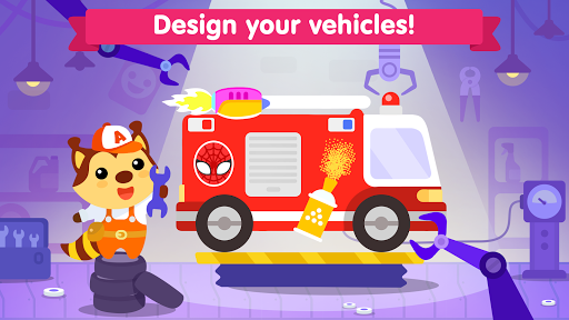 Car games for kids ~ toddlers game for 3 year olds 2.9.0 screenshots 2
