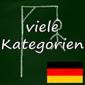 Galgenmännchen Deutsch icon