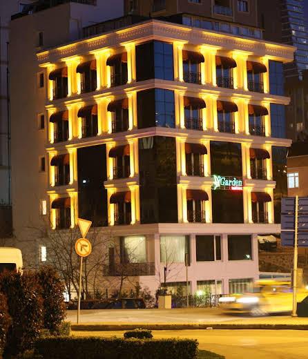 My Garden Suites Hotel