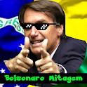 Brazilian Trump icon