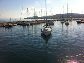 Photo: Azurové pobřeží v jižní Francii - návštěva ostrova Porquerolles (pátek 27. červen 2014).