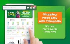 screenshot of Tokopedia -  Jual Beli Online