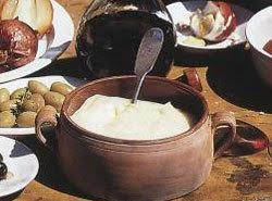 Simple Recipe For Garlic Mayonnaise, Photo From Saveur Magazine Article.. Recipe From Countryside.