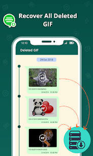 WhatsRecover PRO : Recover Deleted Messages & Status v1.2 Cracked APK 3