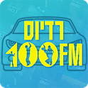 Radios 100FM Music - Car Mode icon
