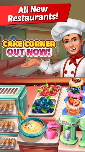 COOKING CRUSH: Cooking Games Craze & Food Games 1.1.2 screenshots 1