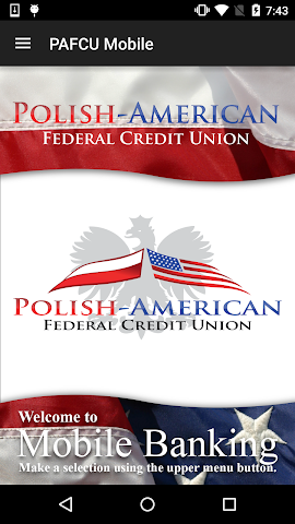 android Polish-American Credit Union Screenshot 0