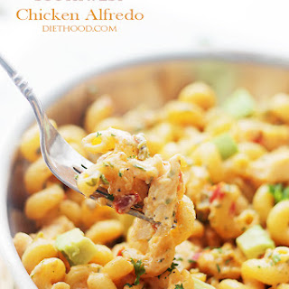 Southwest Chicken Alfredo