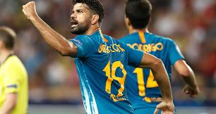 Diego Costa hizo el 1-1.