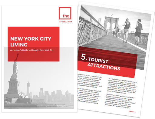 New York Relocation Guide : Tourist Attractions