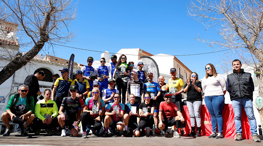 La II Media Maratón MTB de Uleila del Campo, un éxito