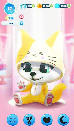 inu the cute shiba - virtual pup games screenshot 3