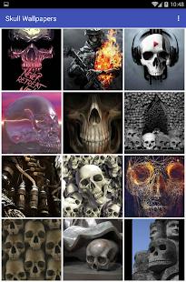 Skull Wallpapers - náhled