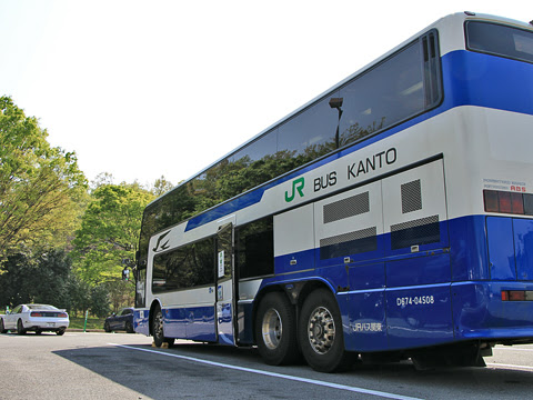 JRバス関東「中央道昼特急13号」 1097_15 境川PAにて_03