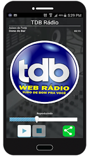 TDB Rádio- screenshot thumbnail