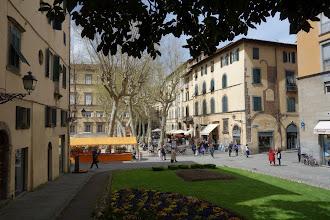 Photo: Bezoek aan Lucca
