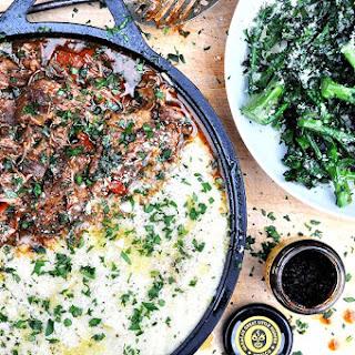 Smoky Pork Cheek Stew Recipe