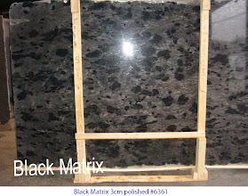 Photo: Black Matrix lot# 6361