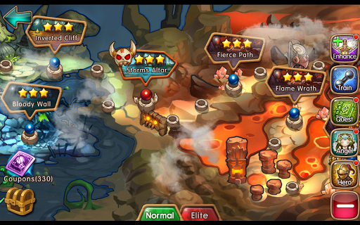 League of Angels -Fire Raiders screenshot 12