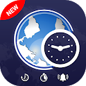 World Clock : All Country Time & Alarm Clock icon