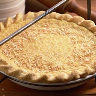 Coconut Custard Recipe for Pie Filling