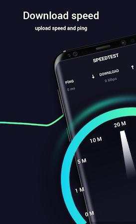 Internet Speed Test  - Wifi & 4G, 3G Speed check 1.6 screenshot 2092870