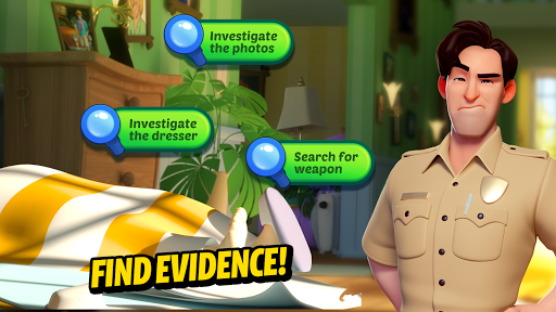 Small Town Murders: Match 3 Crime Mystery Stories 1.2.0 screenshots 14