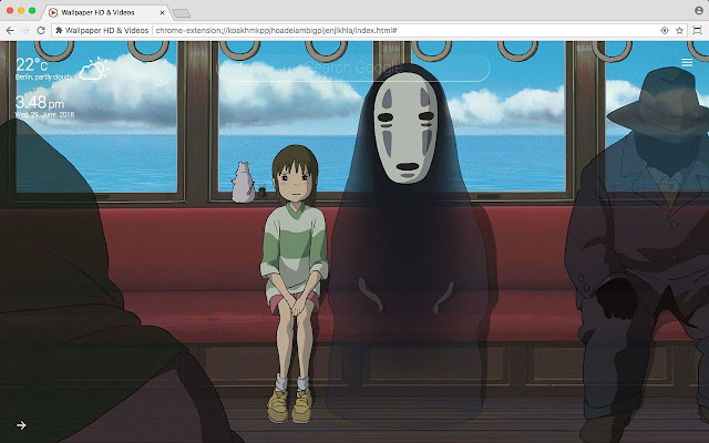 Get Spirited Away Desktop Wallpaper Hd Pictures