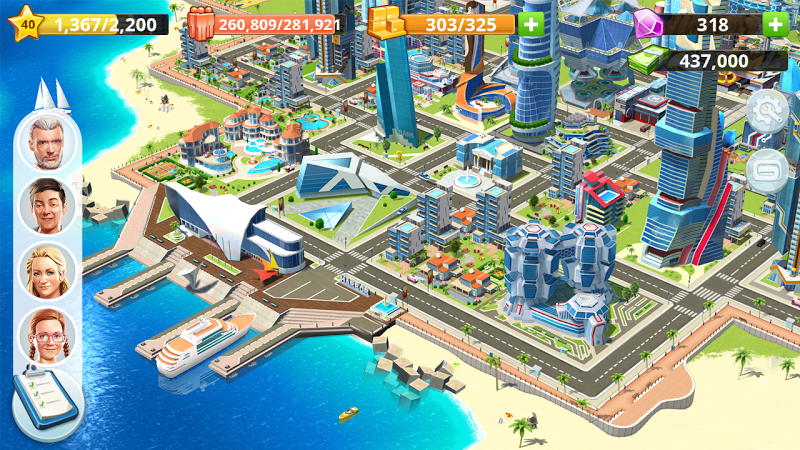 Little Big City 2 – APK MOD HACK – Dinheiro Infinito