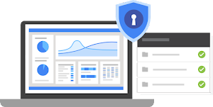 Logotipo de aumenta tus conocimientos sobre el riesgo de la privacidad de los datos