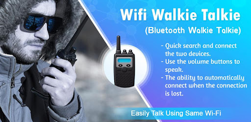 Wifi Walkie Talkie - Bluetooth Walkie Talkie - Apps on