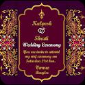 Digital Invitation Card Maker icon