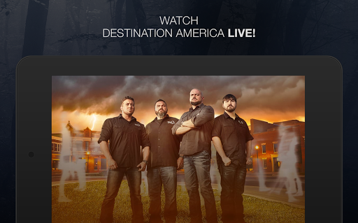 Destination America GO - screenshot
