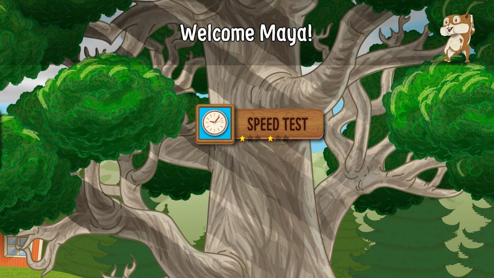 Lucky's Speed Test- screenshot