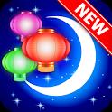 Lantern Festival free fun addicting games offline icon