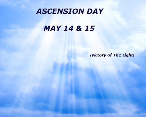 A PRACTICE FOR THE ASCENSION DAY  MAY THE 14th & 15th