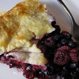 Berry Galette (Crostata).