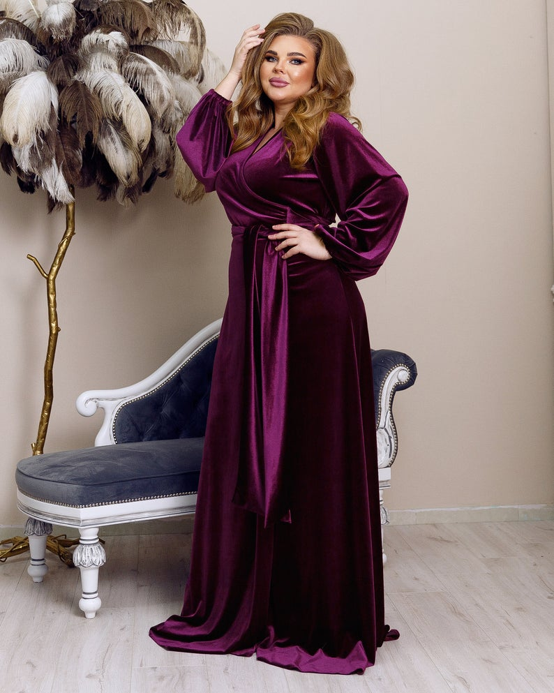 plus-size multiway bridesmaid dresses 15